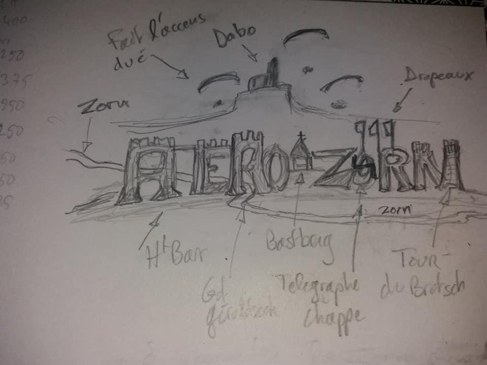 Quel logo pour le site internet AERO-ZORN?